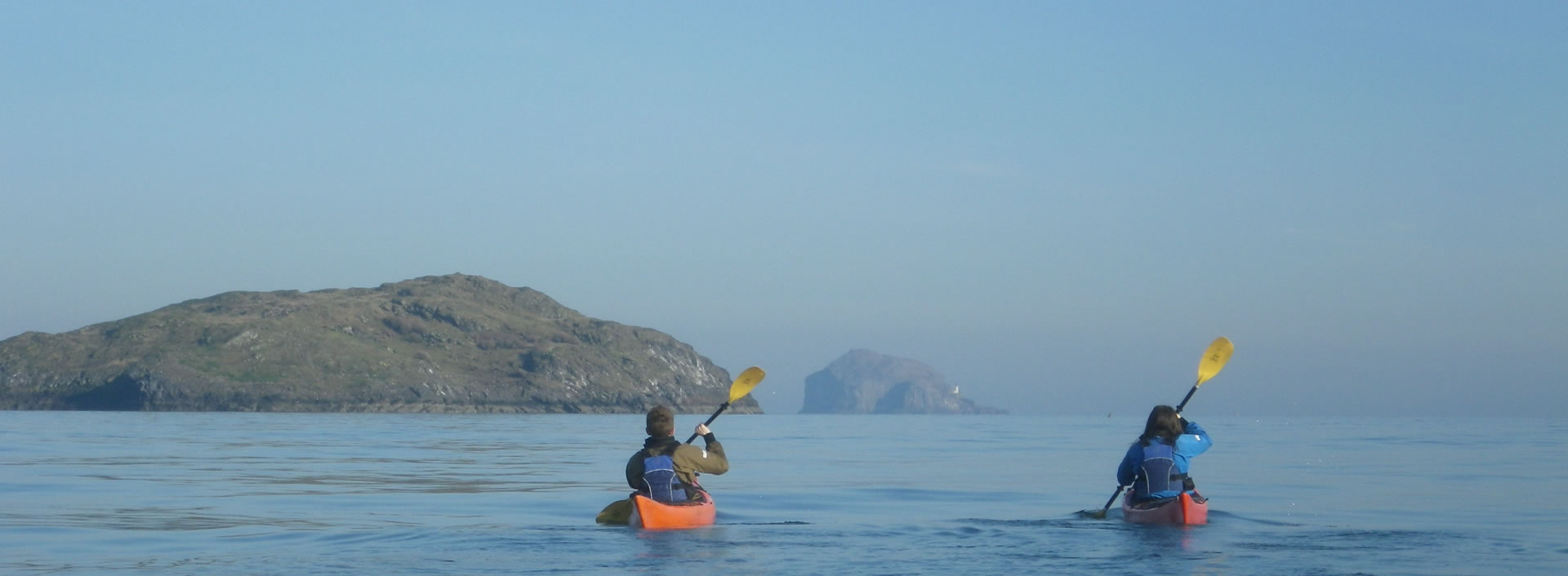 sea kayaking edinburgh