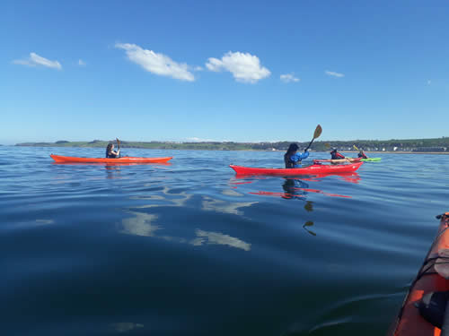 Introduction to Sea Kayaking